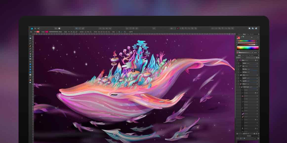Affinity Designer Tutorials and Courses 12