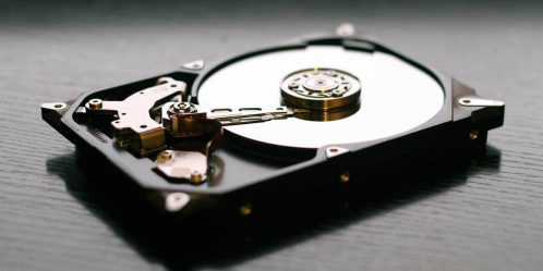 How to partition your Hard Drive quickly?