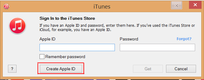How to create free Apple ID easily in few simple steps? 2