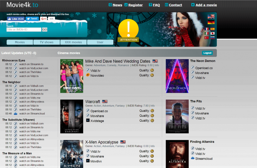 Watch Movies for Free Online 6