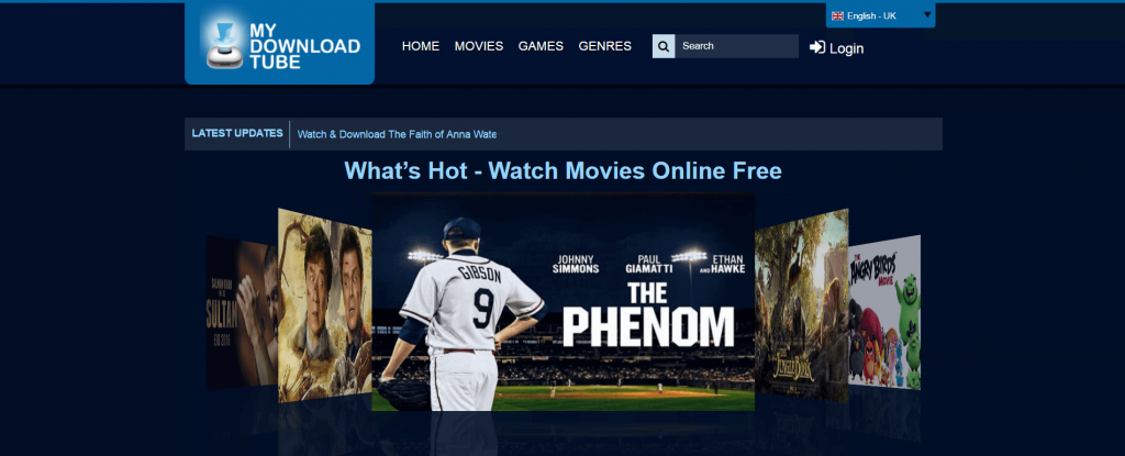 Watch Movies for Free Online 8