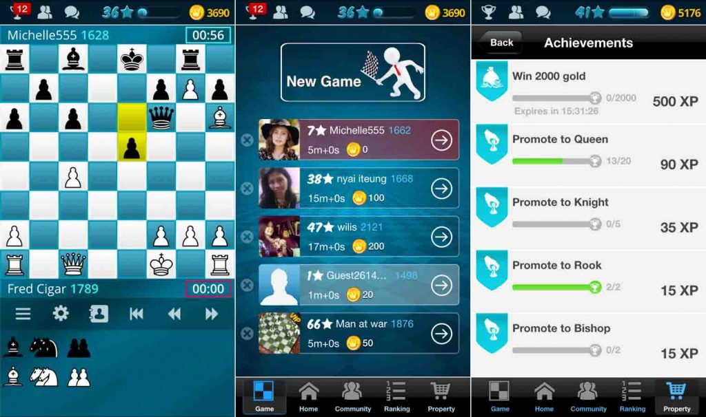 Top 10 Best Android Chess App 7