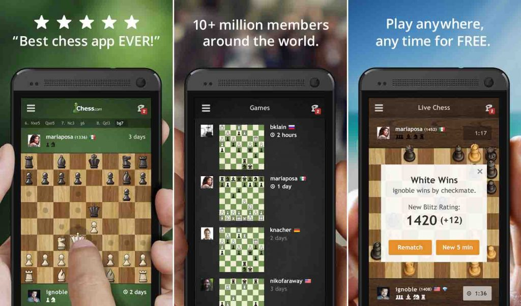 Top 10 Best Android Chess App 3