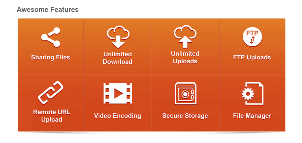 Top 15 Free Cloud Storage 7