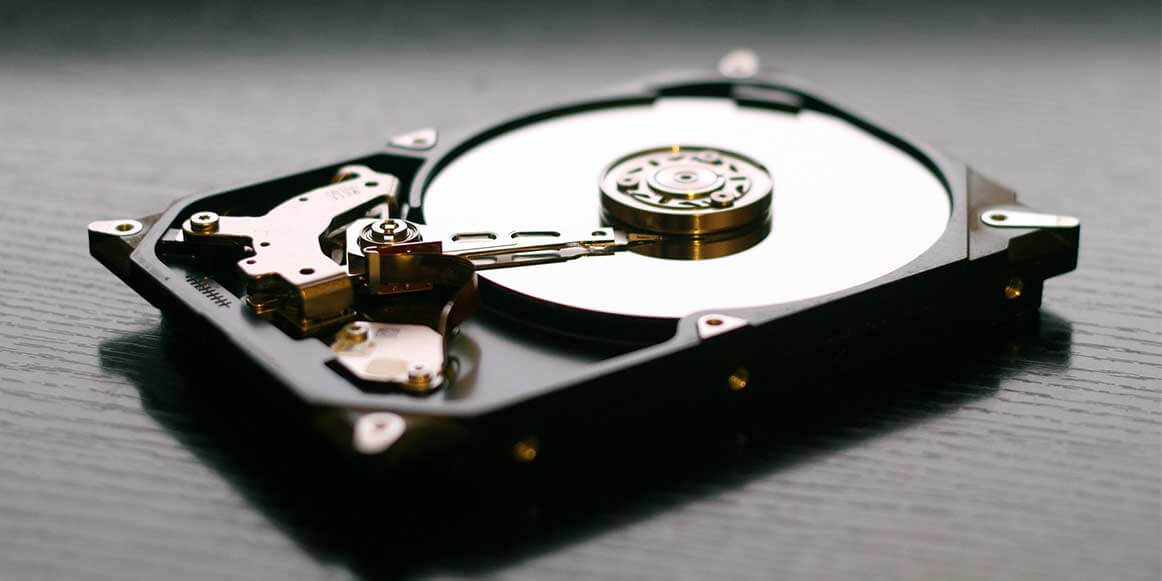 How to partition your Hard Drive quickly? 1