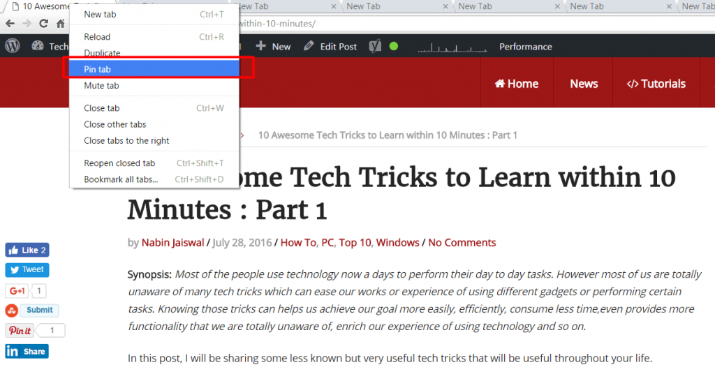 10 Awesome Tricks to Learn within 10 Minutes : Part 2 23